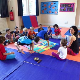 Kids Yoga Easter Workshop
