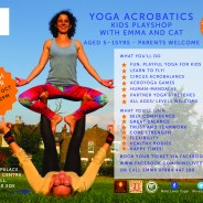 Yoga Acrobatics for Kids