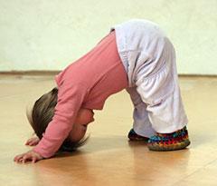 Free online Kids Yoga Classes in Lockdown