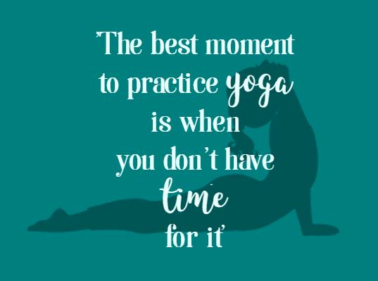 Wake up to Yoga