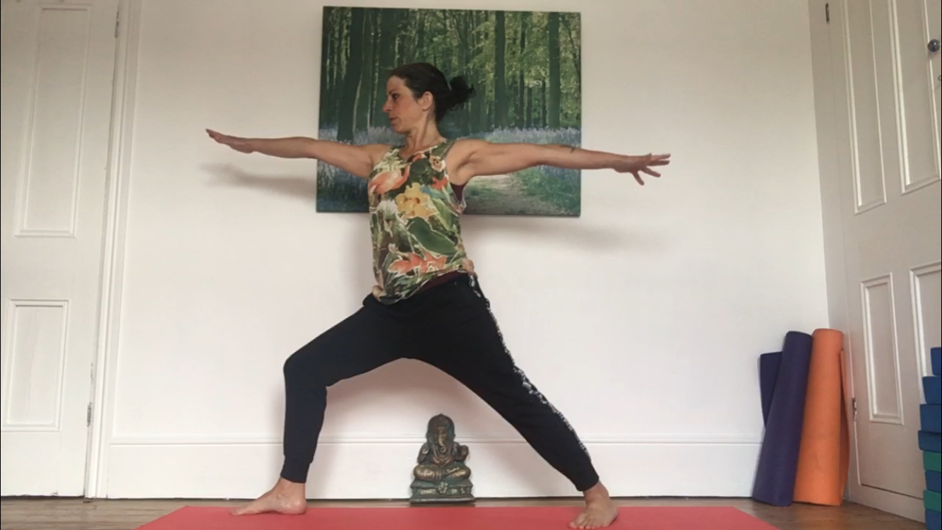 Online Yoga with Emma